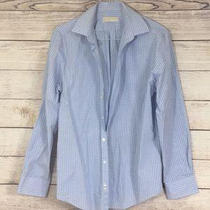 Michael Kors collar shirt